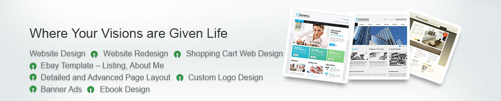 web site design, shopping cart design, logo design services in Kolkata, India