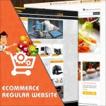 eCommerce-Regular-Website